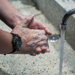 God handhygien är särskilt viktigt inom vården