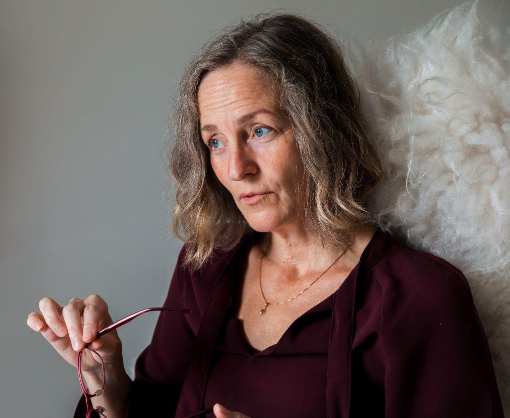 Leg. psykoterapeut Helena Löfgren Foto: Susanne Paulsson